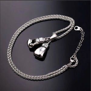 Other - New stainless steel glove chain/ necklace